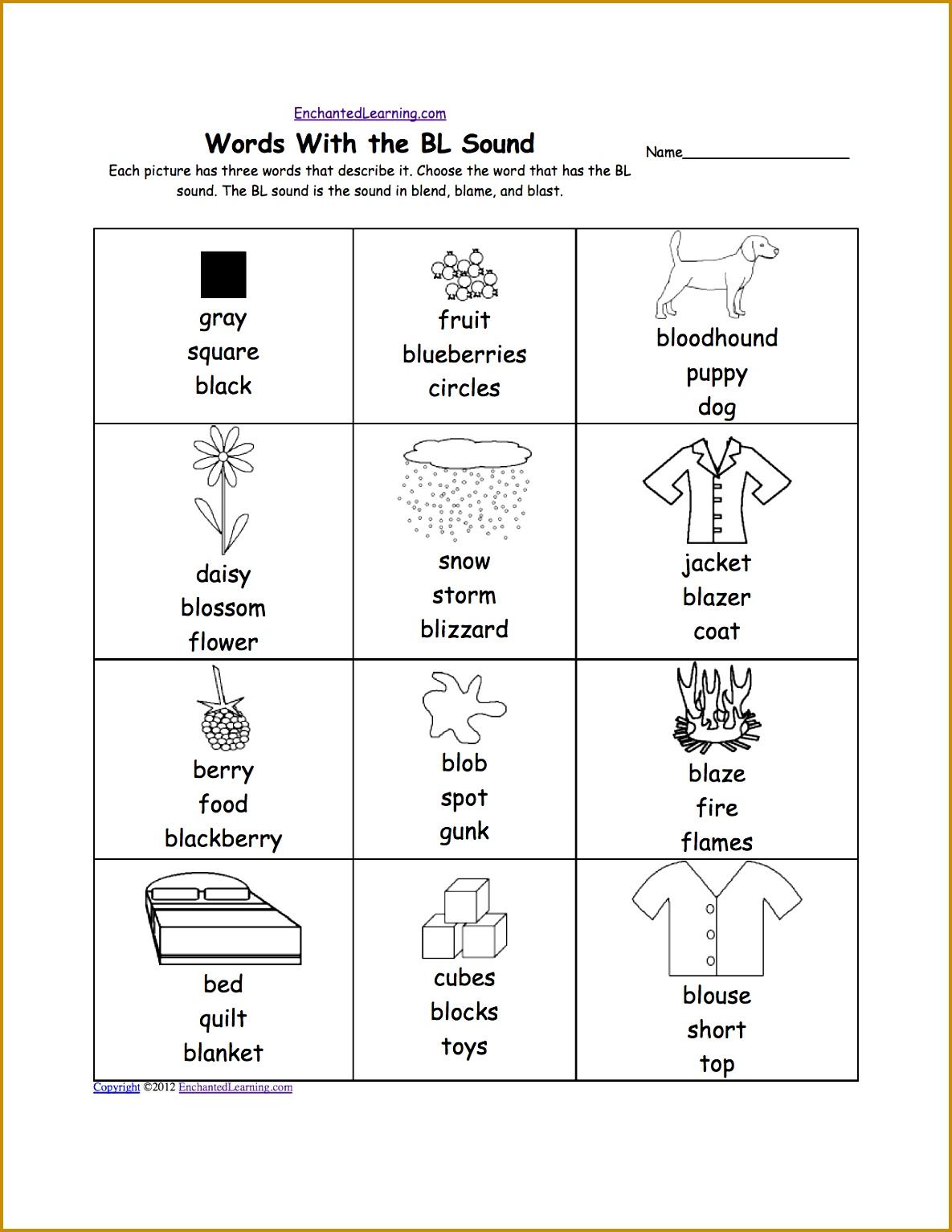 5 Letter F Worksheets For Preschool