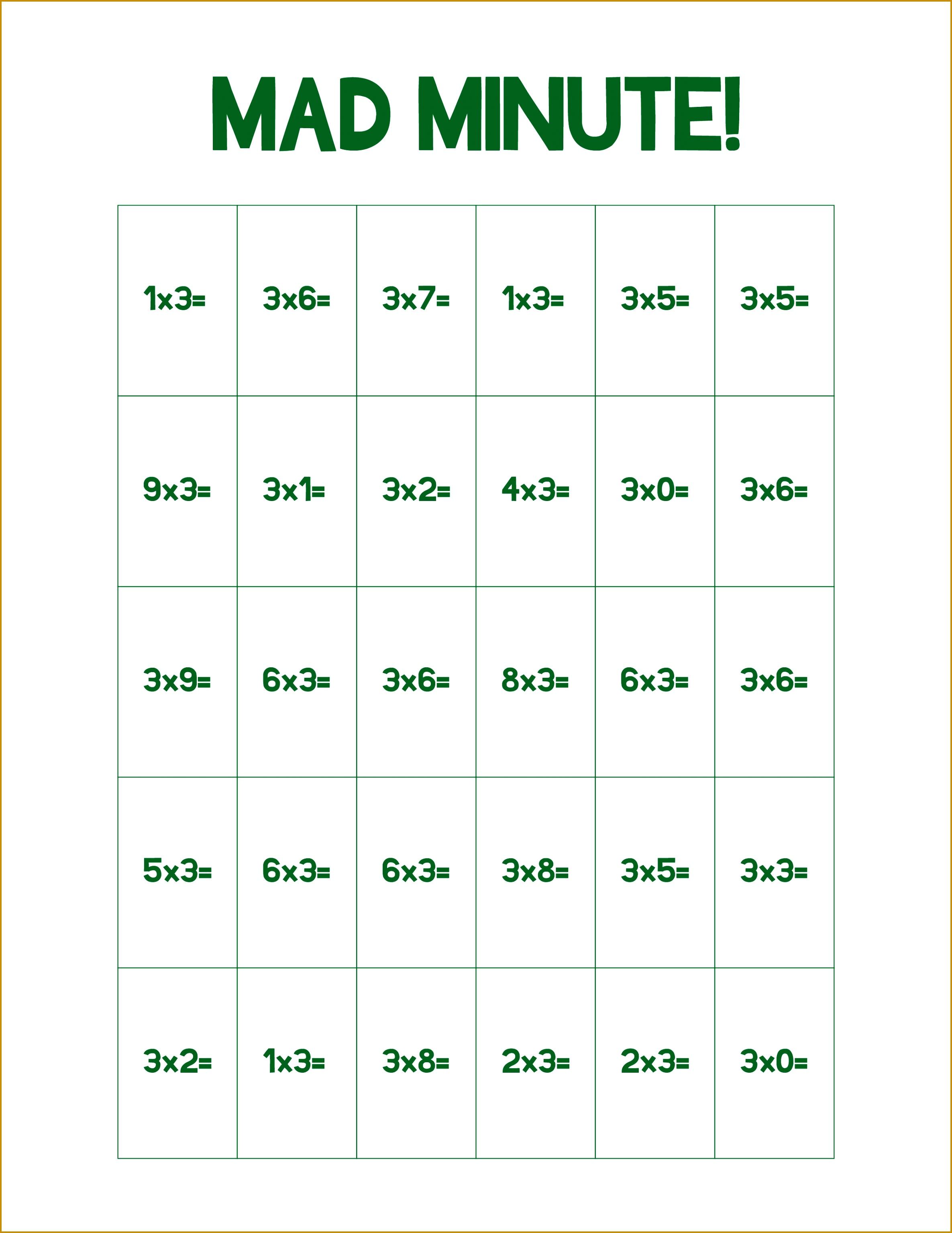 7 Math Worksheets 4 Kids