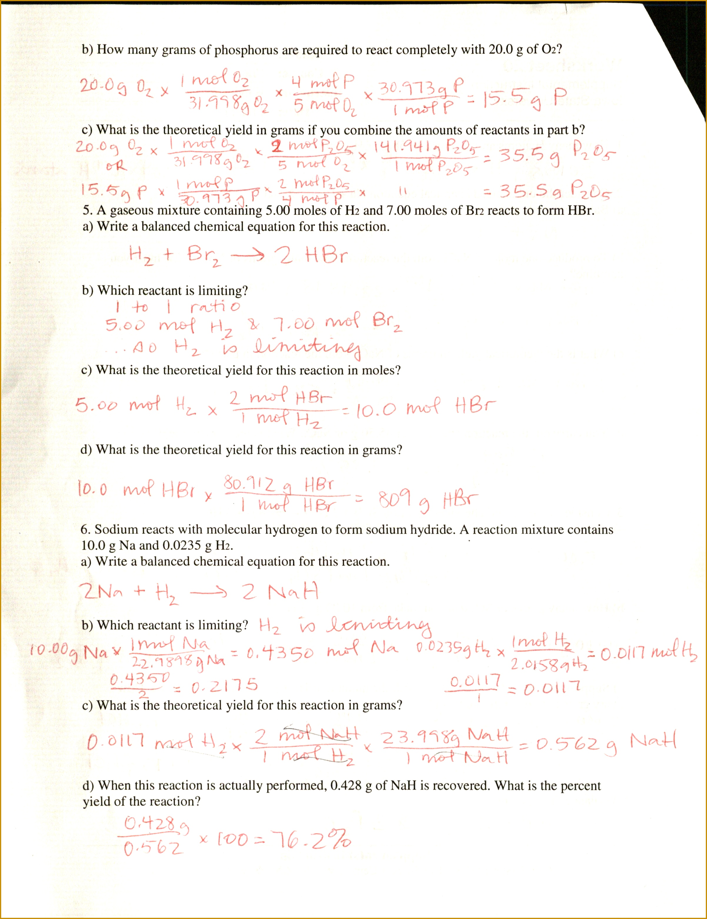 7 Periodic Table Worksheet Answers