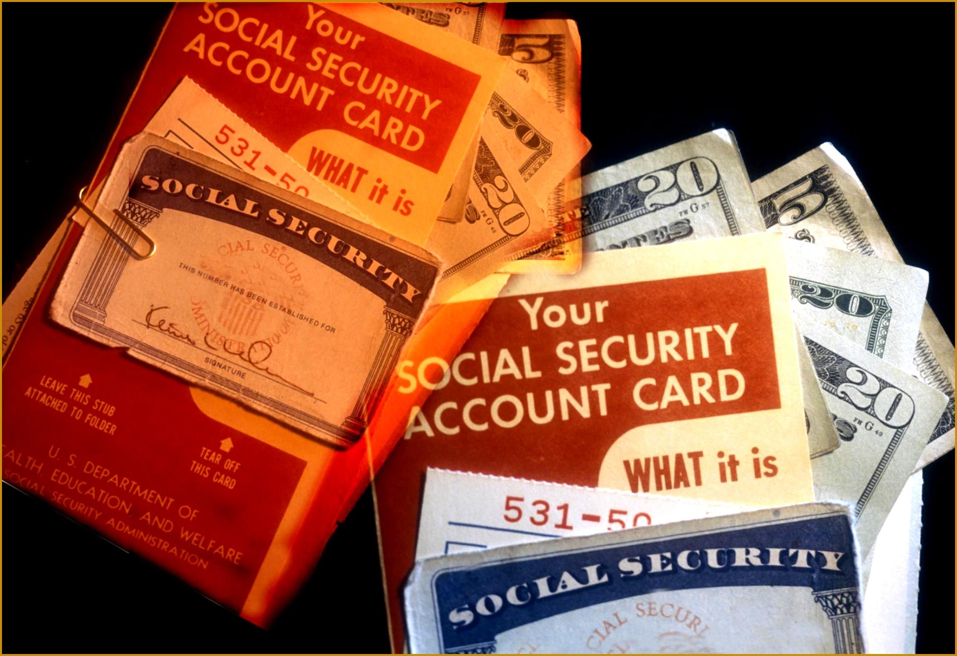 5 Social Security Benefits Worksheet
