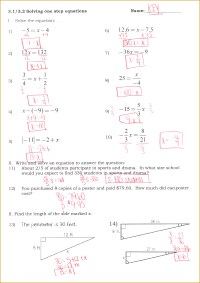 Solving Quadratic Equations Worksheets Doc - Tessshebaylo