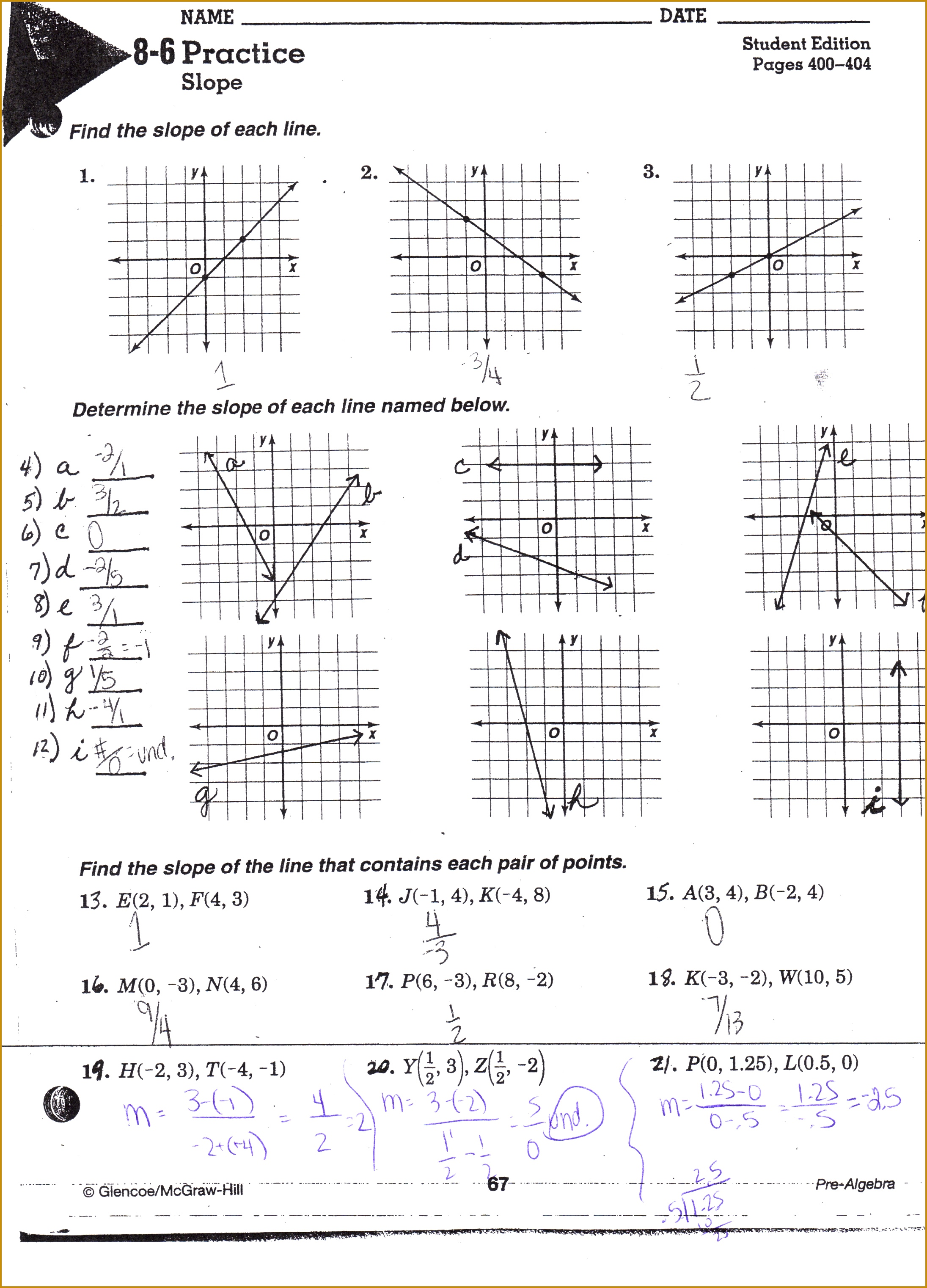 Solving Systems Of Equations By Graphing Worksheet Doc