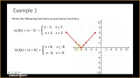 Worksheet Piecewise Functions Meridian Academy Answers ...