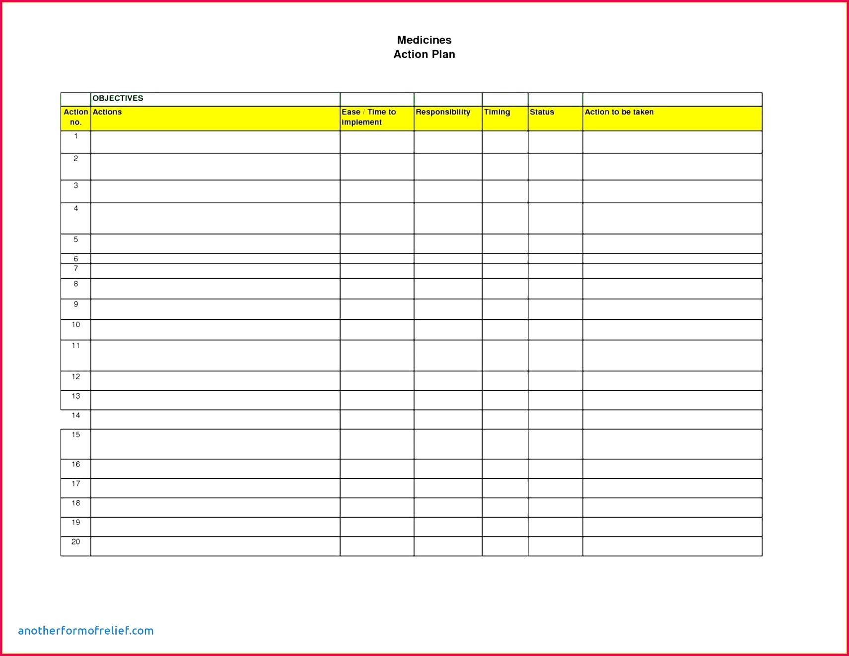 Itemized Deductions Worksheet Excel