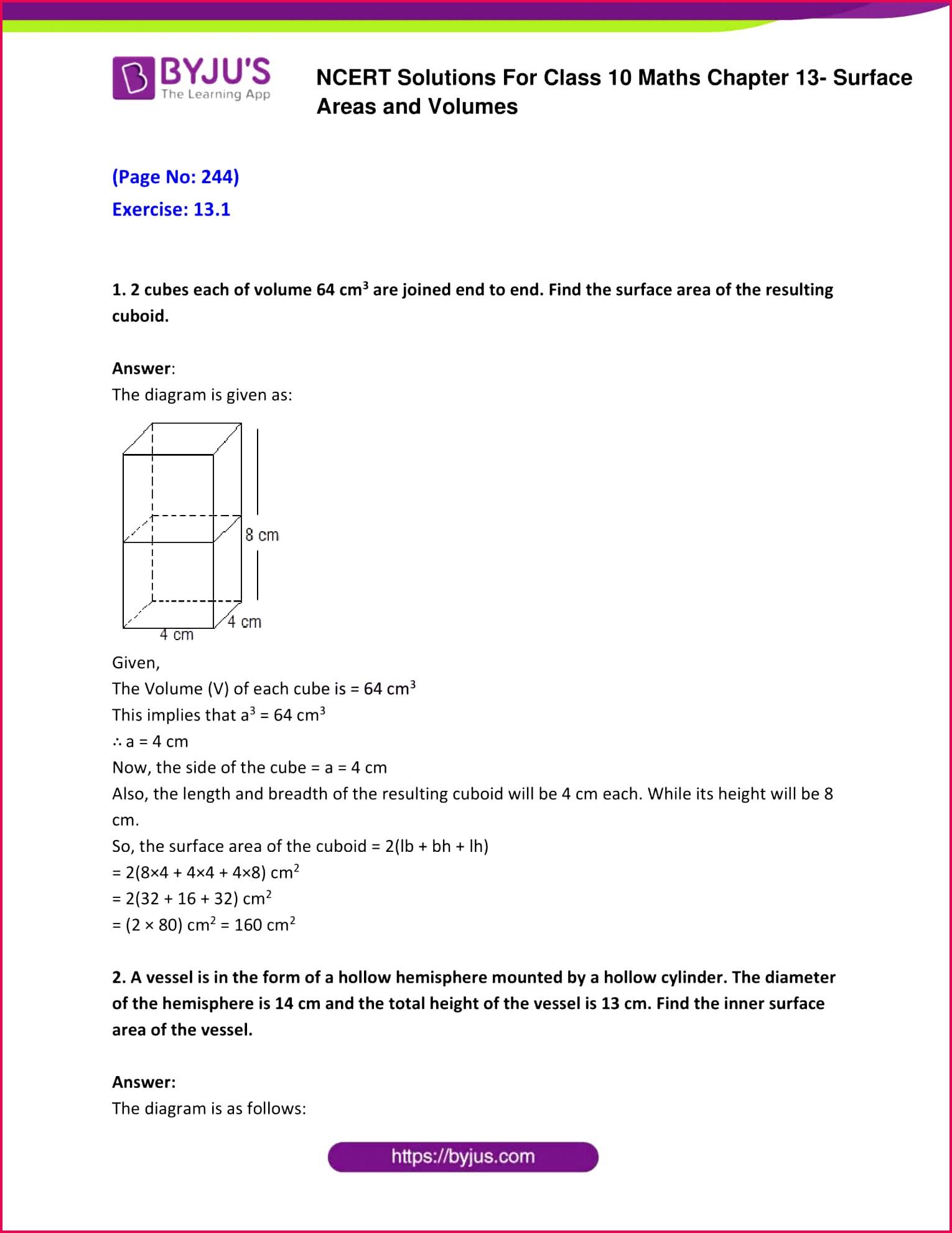 Class 11 Notes Maths Application Of Trigonometric Exercise