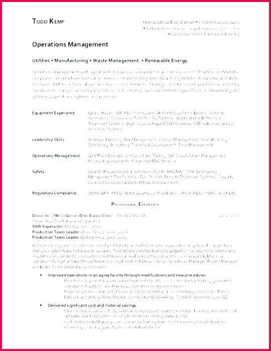 5 Certificate Of Competency Plant Operator Template 09475