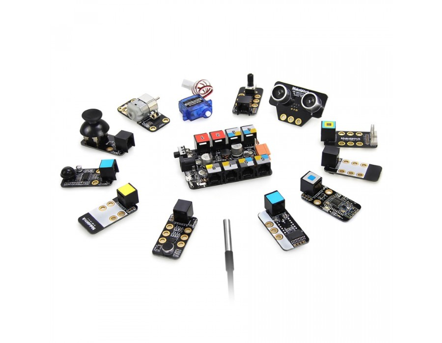 Buy MakeBlock Inventor Electronic Kit Online in India at