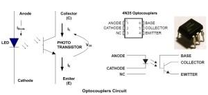 Buy 4n35 Optocoupler online in India   FabtoLab