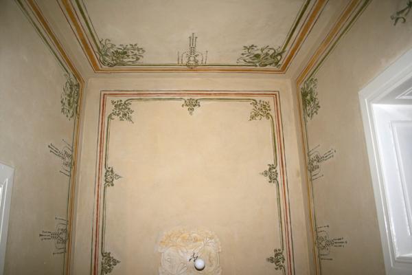 fabula  Wandmalerei