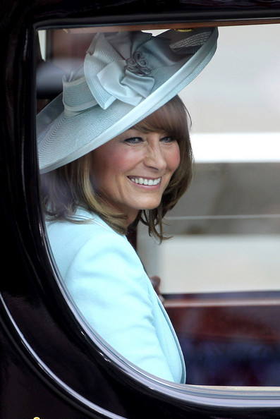 Carole Middleton  Mother Of The Bride Wows Everyone  Fabulous After 40