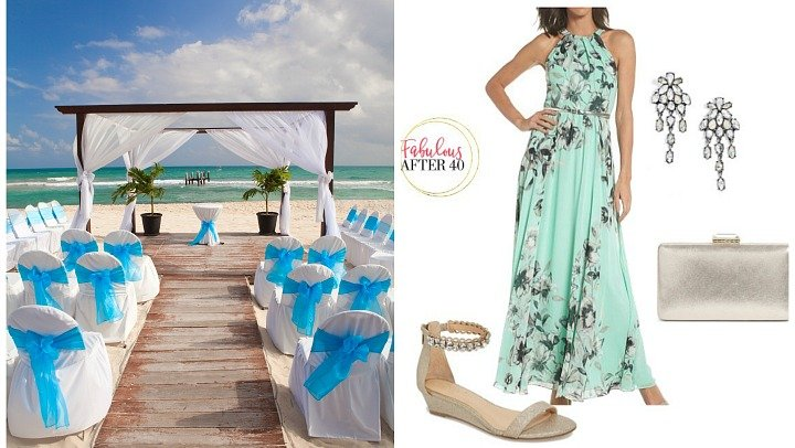 What To Wear To A Beach Wedding To Look Beautiful  Outfit Attire Dresses