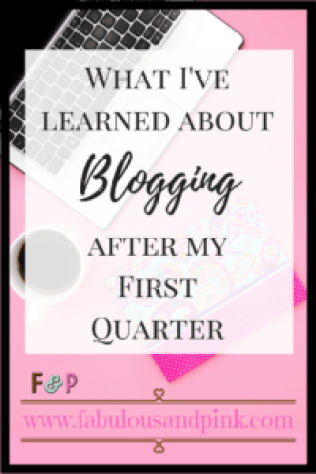 What I've Learned About Blogging