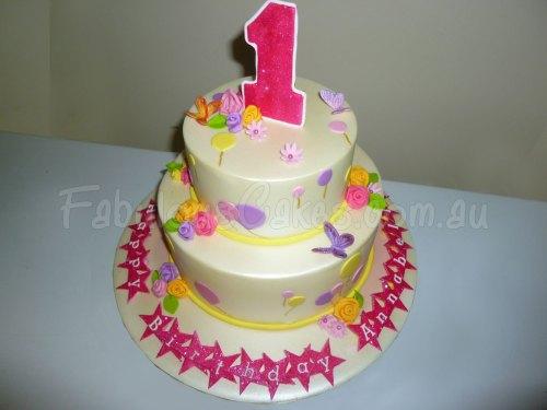 1st-year-birthday-cake