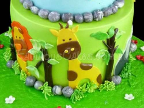 Andrew's Birthday Cake