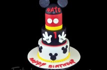 Mickey Mouse Club House Cakes