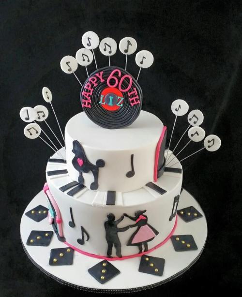 1920 Theme Cake