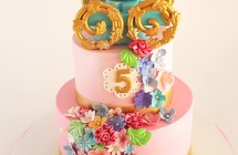 Cinderella Cakes