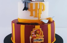 Harry Potter Heromine Cake