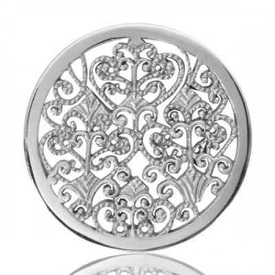 Buy Silver Vintage Coin 33mm