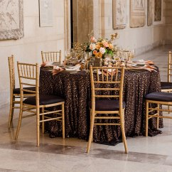 Chair Cover Rental Baltimore Floor Mat Copper Moon Dust Table Overlay For Events Fabulous Rent From The Leader In Event Linen Rentals We Have One Of