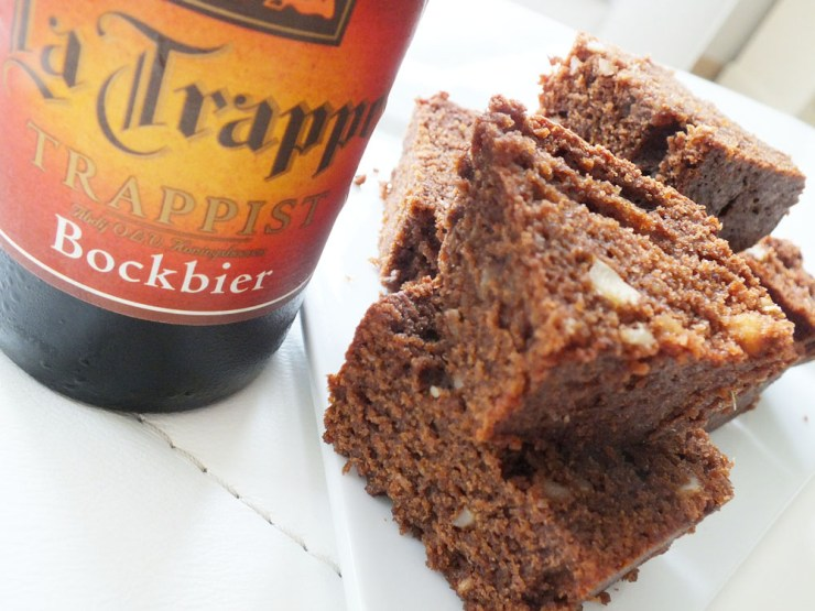 Recept: Notenbrownie met Bockbier