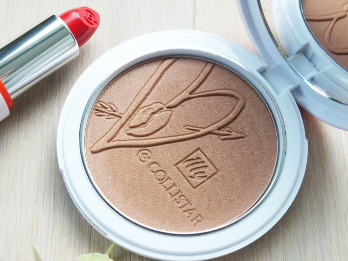 illy en collistar make-up Collezione Caffe bronzing powder