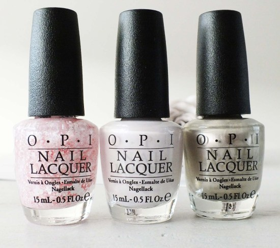 OPI SoftShades Nailpolish Review