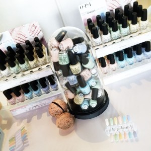 Review: OPI SoftShades Pretty in Pastels full swatches