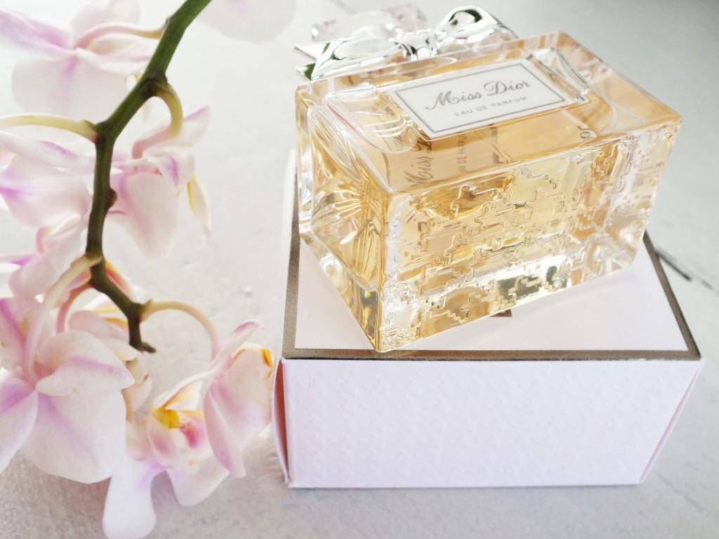 Miss Dior Parfum fles