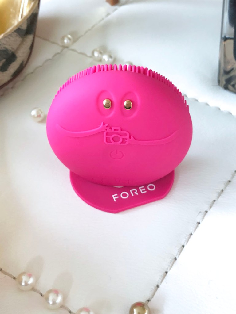 Foreo Luna pink roze