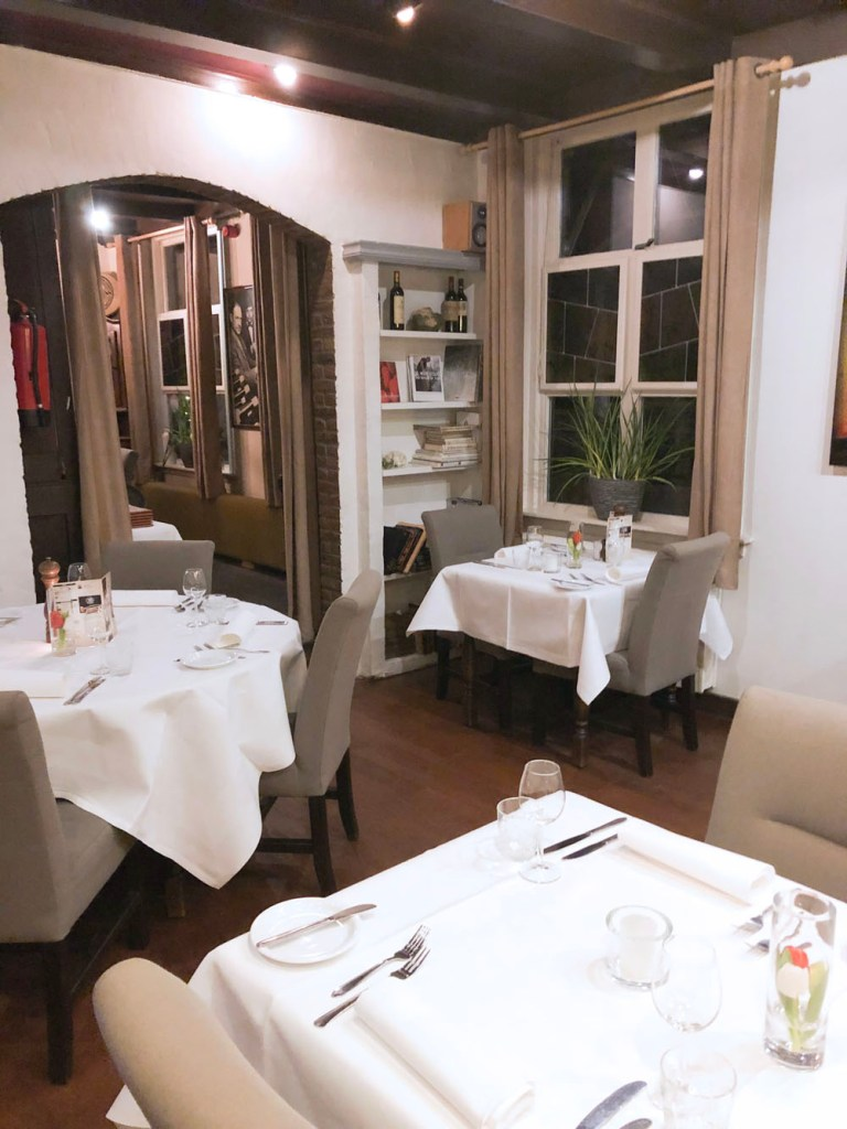 Social Deal Restaurant de Bloemkool Bergen Op Zoom Review