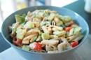 Recept: Mediterrane pastasalade