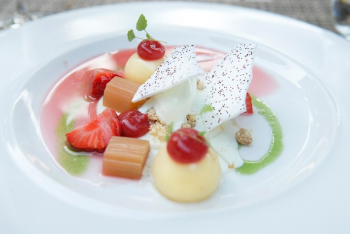 Review: Michelin Restaurant Mijn Keuken dessert