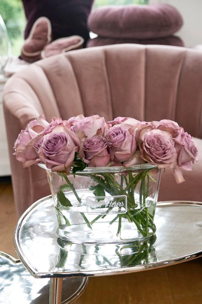 vaas les fleurs