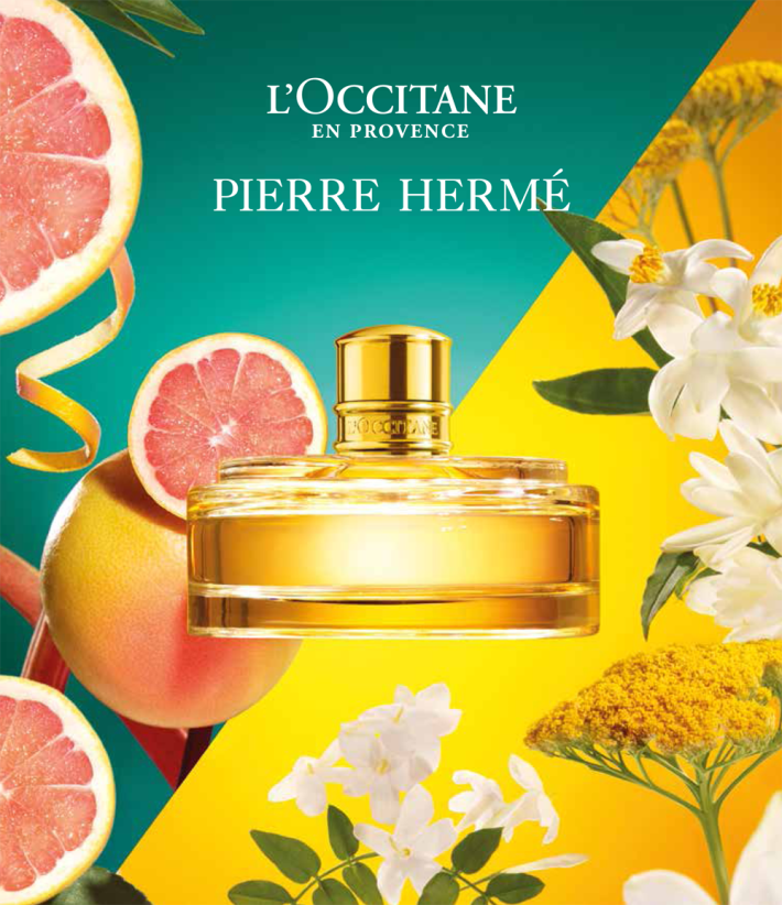 Musthaves: Put your glam on! L'Occitane Pierre Hermé
