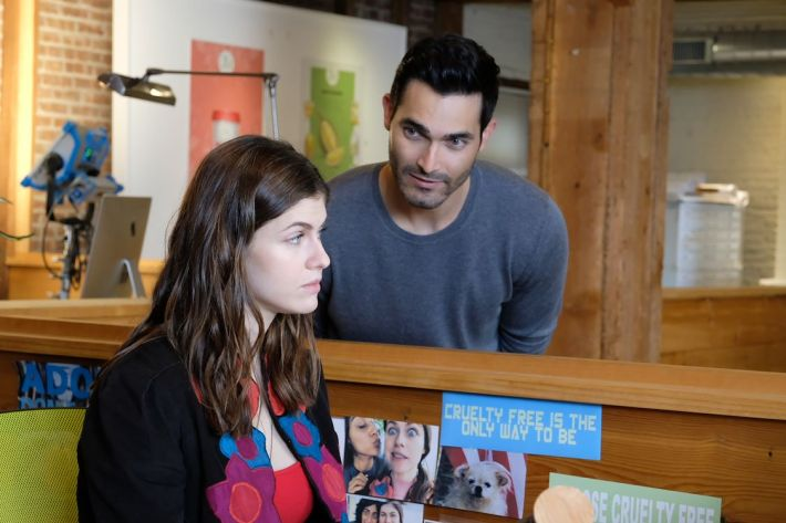 Filmreview: Can You Keep A Secret? Alexandra Daddario Tyler Hoechlin