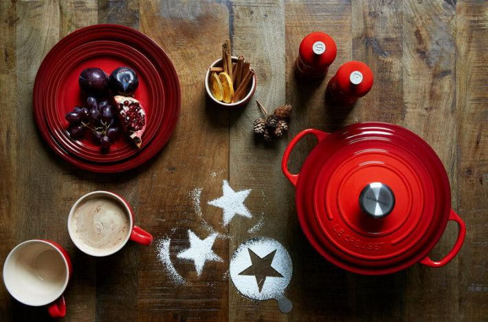 Le creuset Giftguide kerst korting pannen #SundayFunday