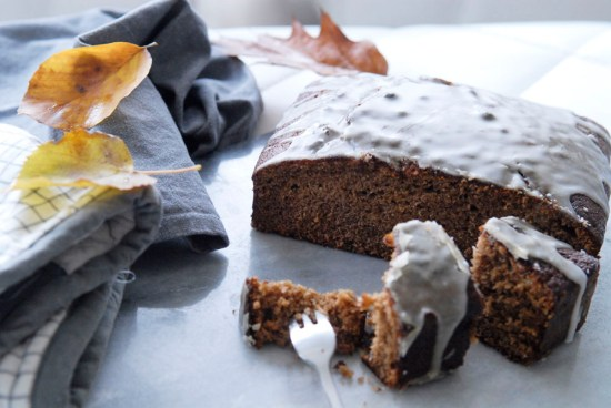 Recept: Gingerbread cake