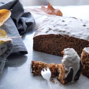 Recept: Gingerbread cake
