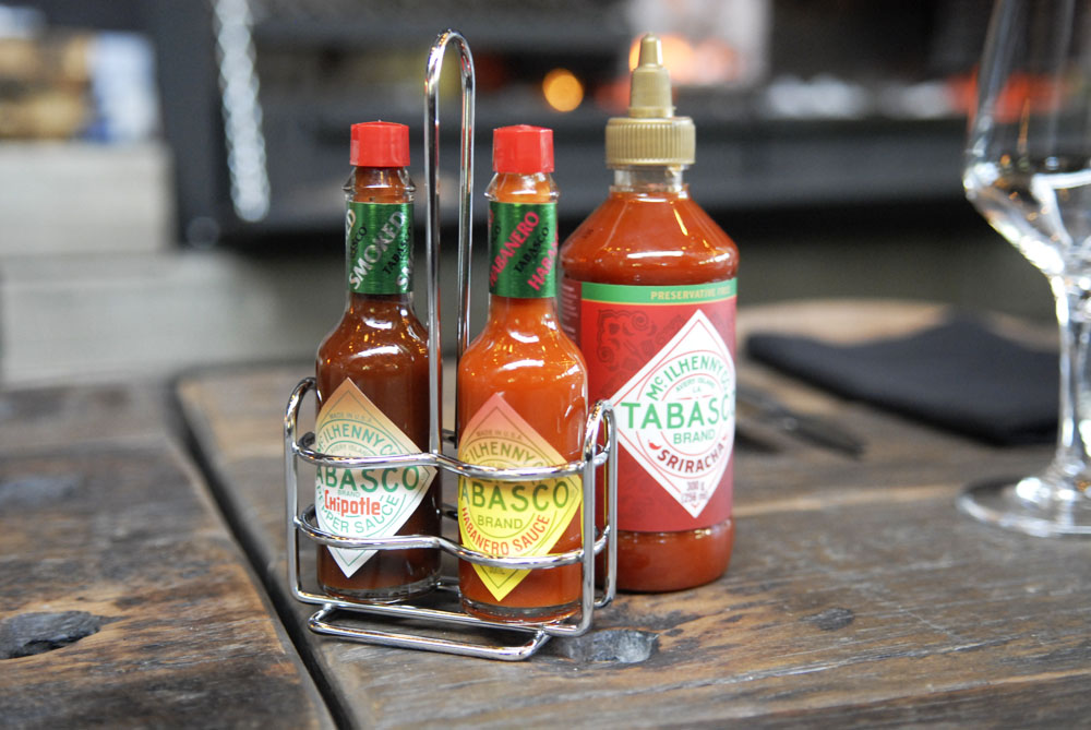 Musthave in de keuken: Tabasco