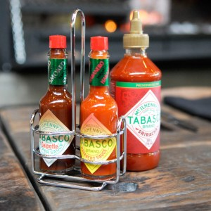 Musthave in de keuken: Tabasco