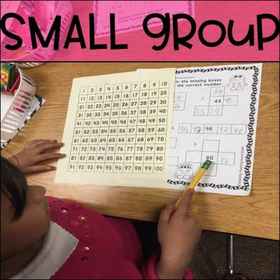 Classroom Hand Signals in Small Group