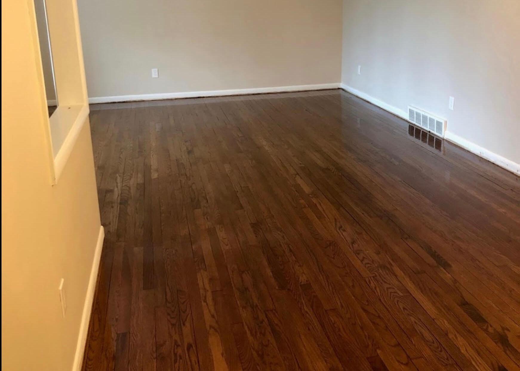 hardwood floor refinishing charleston