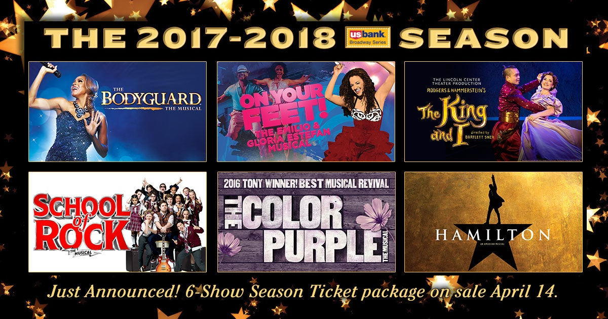 Fabulous Fox Theatre Announces 20172018 US Bank