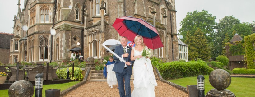 Planning for wet weather at your celebrations