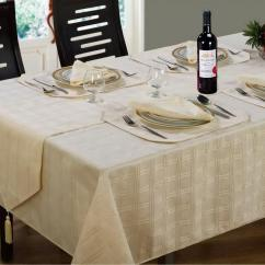 Cream Sofa Throws Uk Stickley Jacquard Dining Tablecloths Round Oblong Square Colour