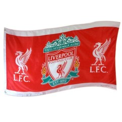 Extra Large Sofa Cushion Covers Small With Round Chaise Liverpool Football Club Flag Size Official 5 X 3