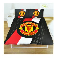 Online Sofa Cover Material Leather Natuzzi Manchester United Football Club Double Size Duvet ...