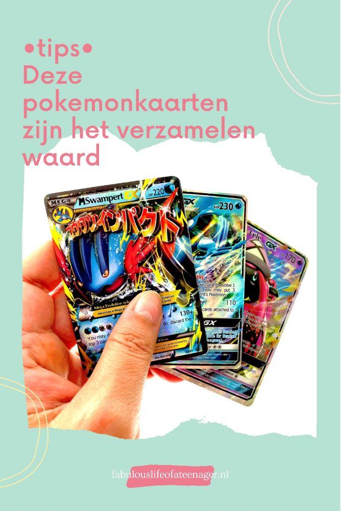 Pokémon kaarten