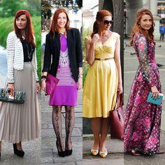 Love the colour choices!